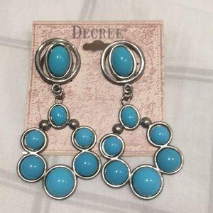 Decree earrings
